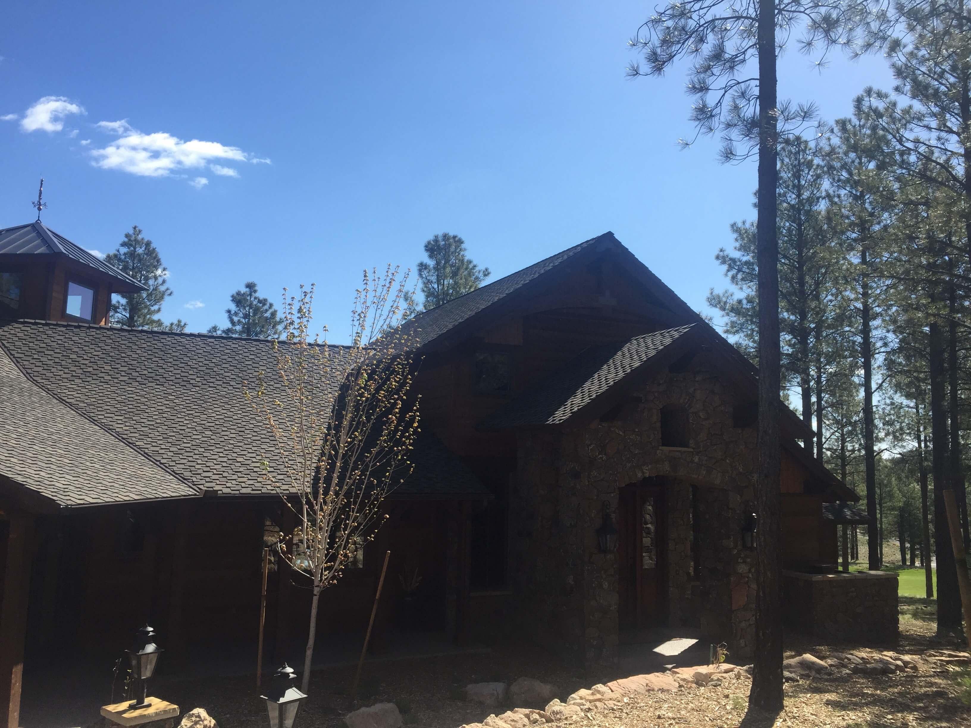 Shingle roofing 2