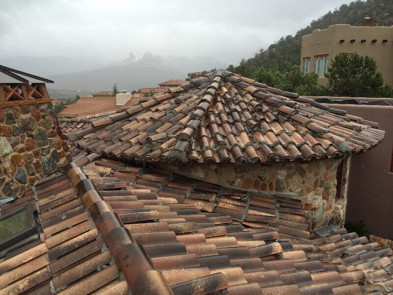 Tile Roofing Services In Sedona Flagstaff And Cottonwood